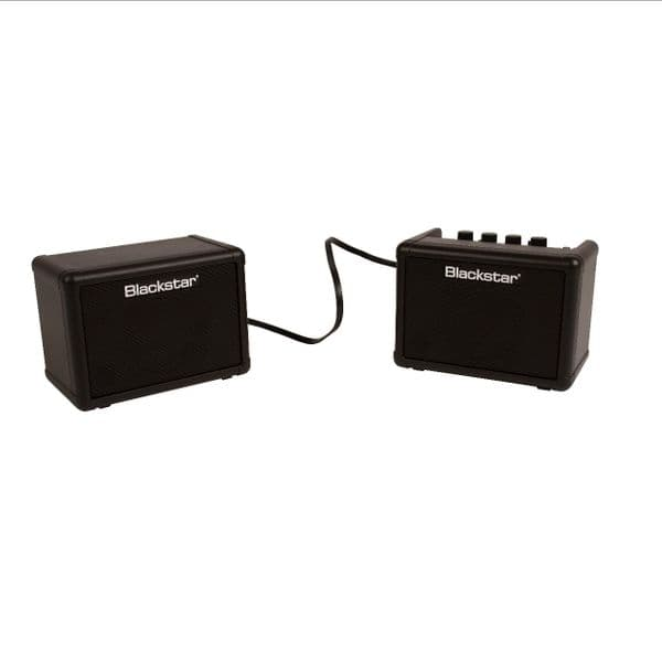 Blackstar FLY3 Stereo Pack Including FLY3 Mini Amp, Cabinet and PSU